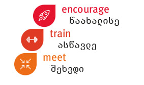 Meet - Train - Encourage